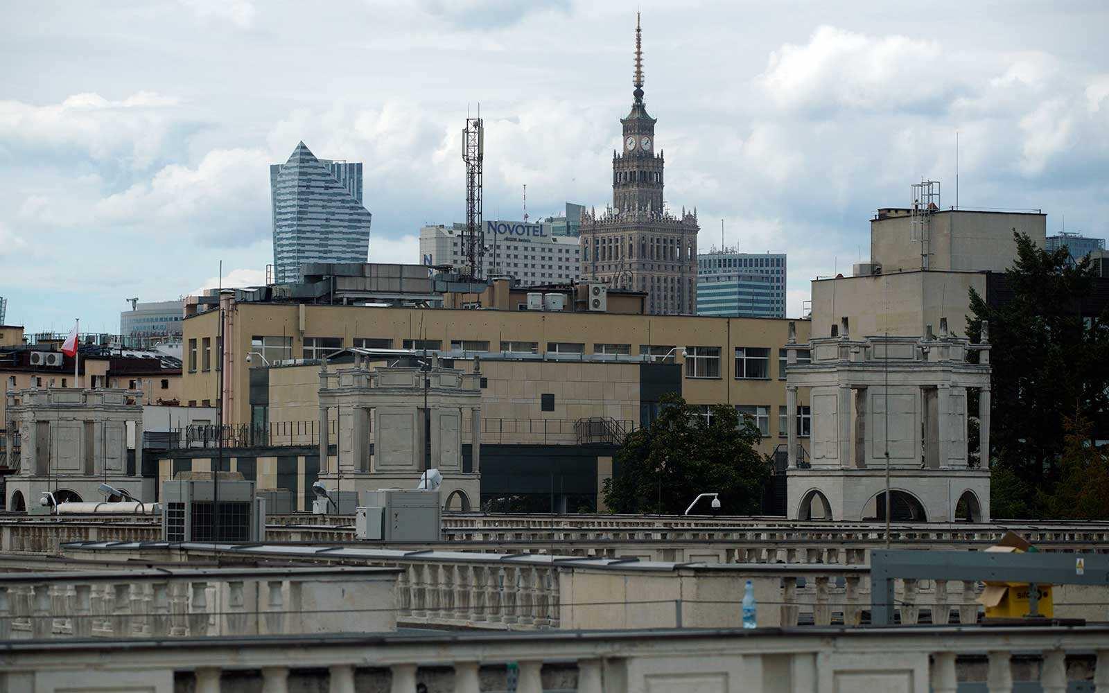 Warszawa Fot. Krzysztof Skłodowski