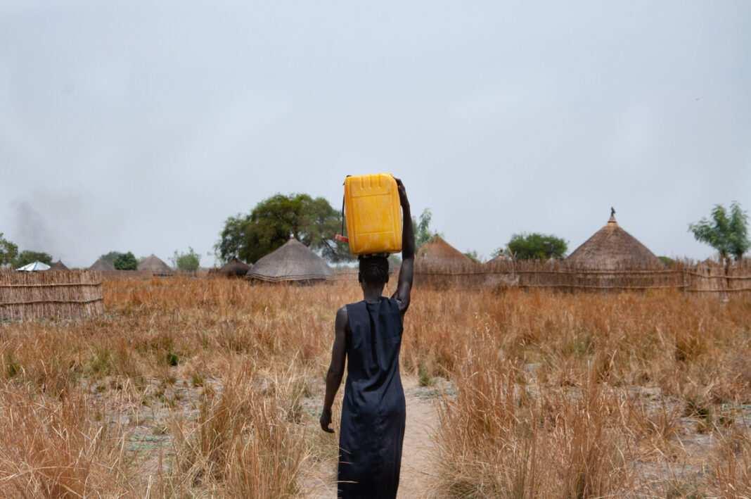 Transport wody w Sudanie Południowym